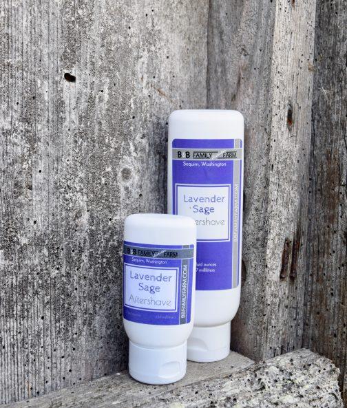 lavender aftershave sage