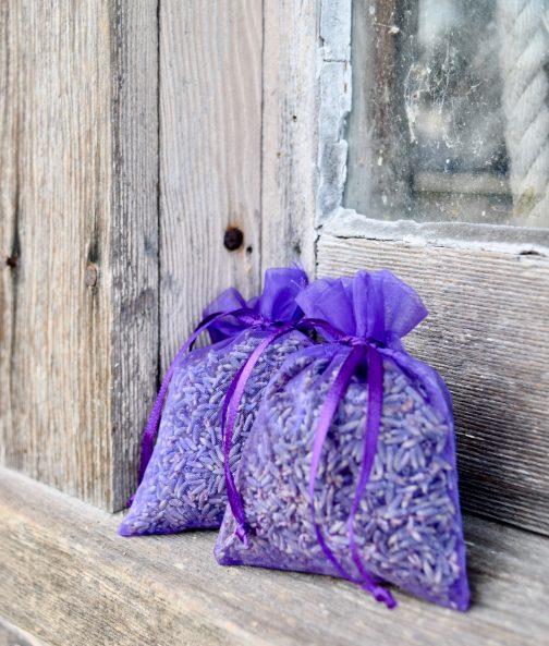 lavender sachet medium