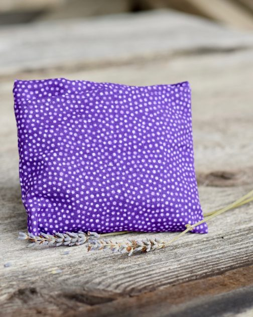 lavender dryer bag purple