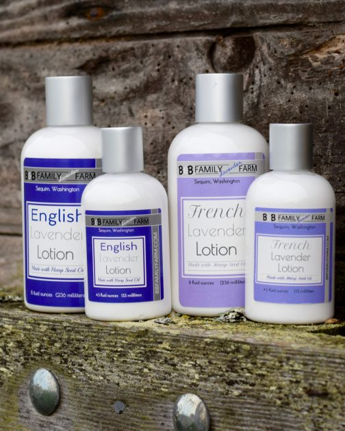 lavender lotions