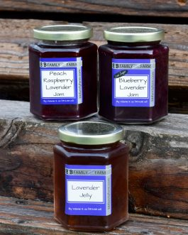 Lavender Jams and Jelly