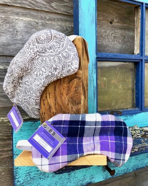 lavender sleep masks
