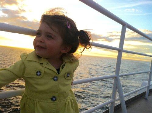 Coho Ferry Ride