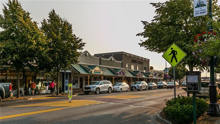 Downtown Sequim