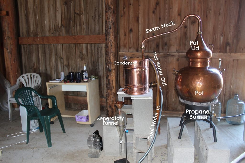 Lavender Distillation Equipment
