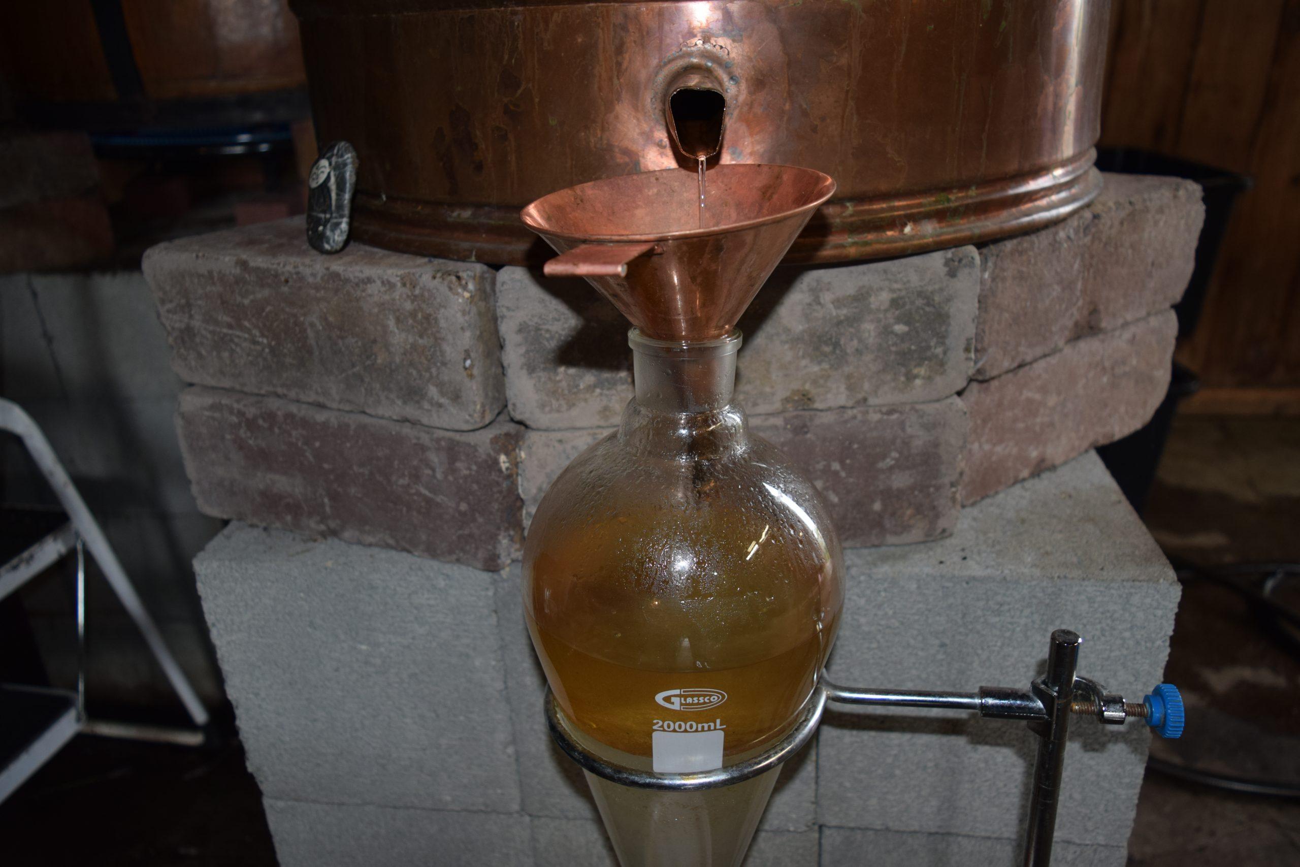 Lavender Distilling