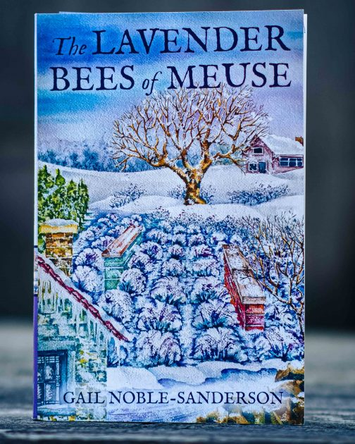 The Lavender Bees of Meuse Book